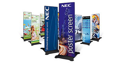 NEC Direct View LED Poster products